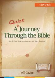 A Quick Journey Through The Bible (Jeff Cavins and Sarah Christmyer) DVD Box Set