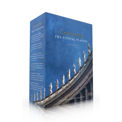 REDUCED PRICE NOW Catholicism: The Pivotal Players DVDs by Bishop Barron