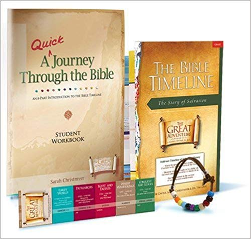 QUICK JOURNEY THROUGH THE BIBLE STUDY PACK