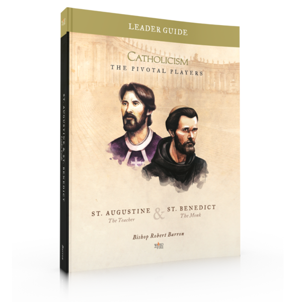 St. Augustine & St. Benedict – Leader Guide (Pivotal Players 2)