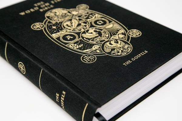 Word on Fire Bible (Volume 1): The Gospels – Hardcover